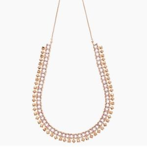 Kendra Scott | NWT Oscar Necklace Rose Gold